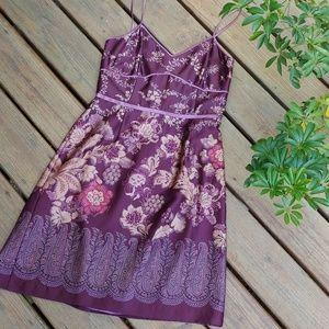 Kay Unger 100% Silk Dress